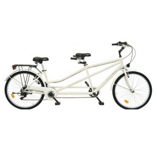 Masciaghi Negro Bicicletas Tandem